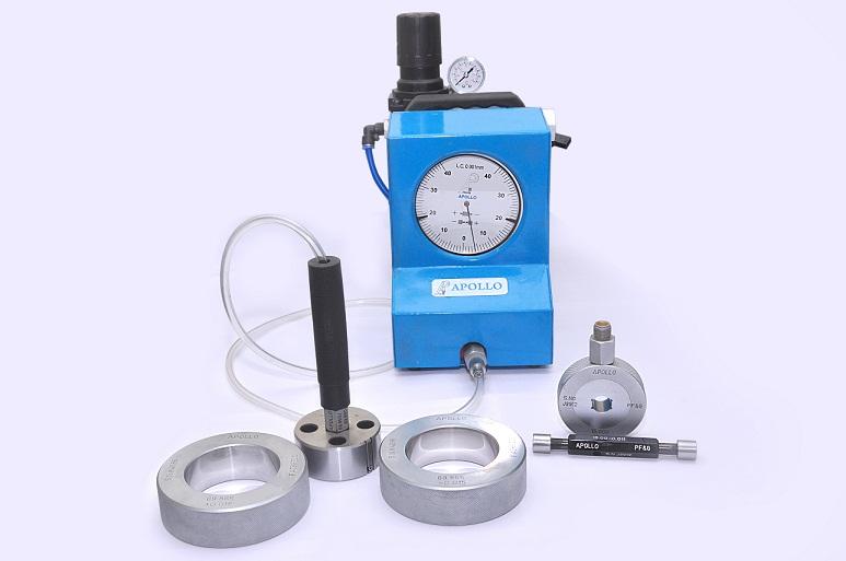 APOLLO Gauging - Dial Type Air Gauge Unit